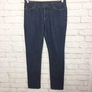 Michael Kors Skinny Jeans in dark wash
